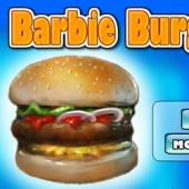 Barbie hamburger