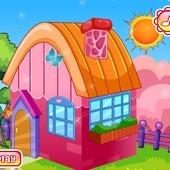 A játékban egy aranyos mese házat készíthetsz 8188d10dc4