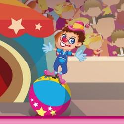 Bohóc show - vicces ügyességi játék 69b9f96128